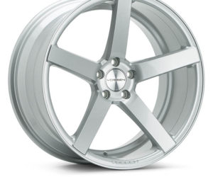 CV3-R-Silver-Metallic-Angled